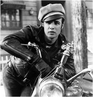 Marlon Brando in the Wild One